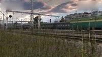 模拟火车12  俄罗斯线路任务