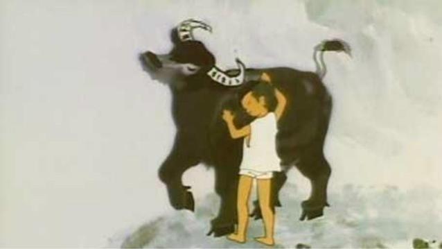 世界第二部水墨动画片