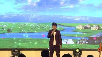 小学生翻唱经典歌曲《草原上升起不落的太阳》