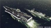 这次已不是航母!中国又一海上巨兽曝光,西方:战力仅次于航母-123军情观察室-武器正能量