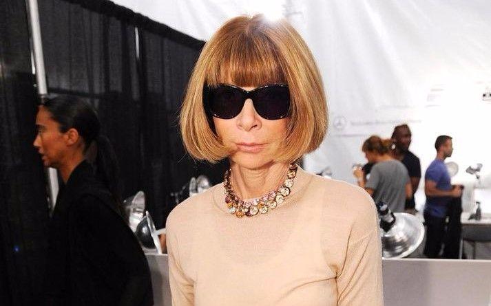 题访问时尚女魔头《Vogue》主编安娜·温图尔