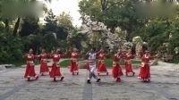 原创舞《我在纳林湖等着你》苏科广场舞
