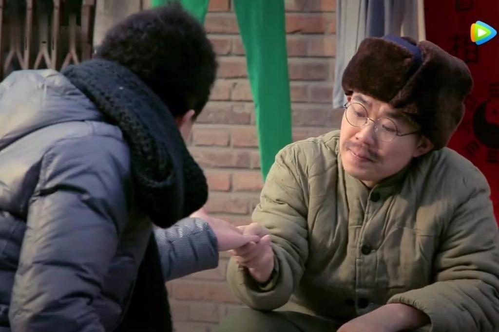 屌丝男士: 大鹏真是神算子,算出别人多年的疑惑!