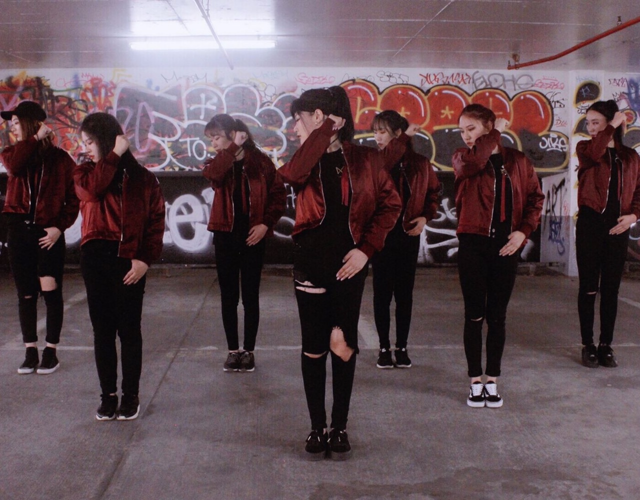 GOT7 - Never Ever 翻跳 Dance Cover by I AM Crew