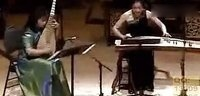 中国古琴十大名曲欣赏之七《阳春白雪》.flv