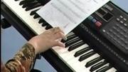 电子琴入门教程-《小星星》