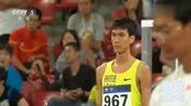 全国田径冠军赛,张国伟跳高轻松夺冠,随后尝试2米40!