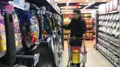 随道哥吖去超市买做早点的面粉和食用油,花了95.8元