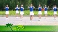 最炫小苹果广场舞草原情歌