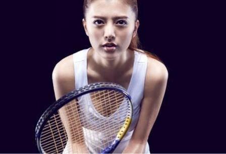 羽毛球教程|反手放网前球