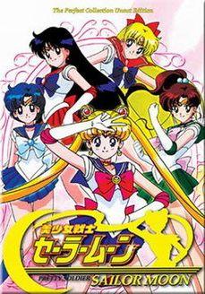 美少女战士之SailorMoonR TV版