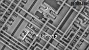 为什么芯片难造,看看芯片內部就像迷宫一样