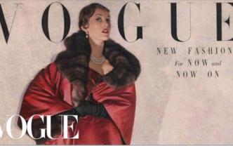 Sarah Jessica Parker讲述Vogue杂志的1940年(生肉)