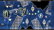 Geometry Dash2.1 Arcade Punk (medium demon)