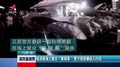 """租游艇海上聚众""""黄赌毒"""" 警方抓获嫌疑人29名"""