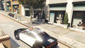 【GTA5/LSPDFR】洛杉矶警方处理一起抢劫事件