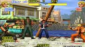 拳皇98E:两位玩家操作太秀了,把格斗游戏当射击游戏来玩-生生游戏解说