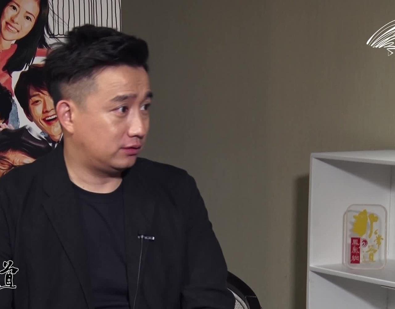 黄磊:在我长发飘飘的年代就给媳妇做饭了