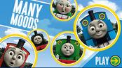 托马斯和小朋友一起竞速游戏