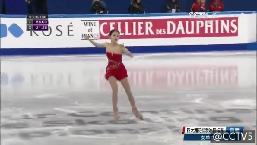冰上精灵,奥运小姐姐