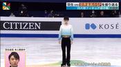【羽生结弦】(1080p)02/09/20 S-Park 全满贯全纪录:少主解说自己的新纪录111.82(15分20秒完整高清版)