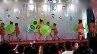 荷塘月色儿童舞蹈 伞舞