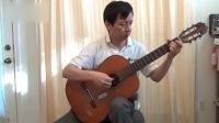 瑶族舞曲, 湯東洲 吉他独奏