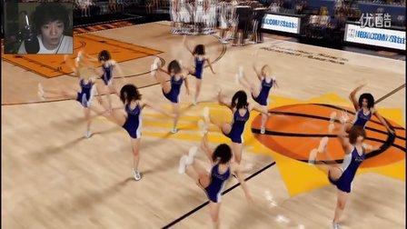 豌豆《NBA2K16》PS4版 NBA之旅 凤凰城我来了
