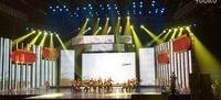 齐齐哈尔新华宇舞蹈学校参加黑龙江省少儿春晚舞蹈《秦王点兵》