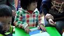 原创:李国亭《蓓蕾幼儿园开放日》2014年3月28日.