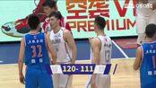 19/20赛季CBA常规赛第24轮全场集锦:新疆120:111四川
