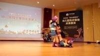 安徽绩溪金沙镇幼儿舞蹈《团结就是力量》