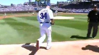 MLB美职棒大联盟 Jon Lester本季19胜投出197次三振