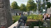 论射击游戏大家都是旗鼓相当的对手呢!