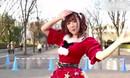 -风靡日本的恋爱舞,三上悠亜圣诞节送给宅男的福利