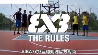 3V3篮球都进奥运会了,这类篮球比赛规则你都知道吗?