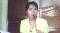 杨紫崇翻唱欧阳菲菲的歌曲《感恩的心》