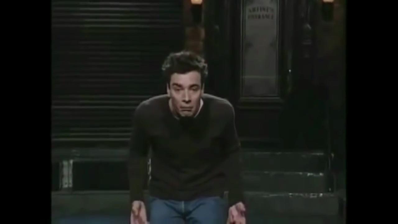 肥伦Jimmy Fallon 早年SNL试镜视频8分钟足本版