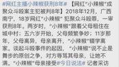 """怀疑""""社会摇""""被抄袭,网红主播""""小辣椒""""组织人员斗殴获刑8年"""