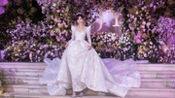 唐嫣:婚礼最难忘瞬间是与另一半互说誓言