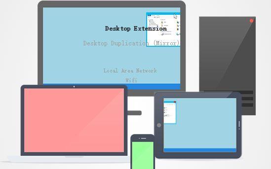 【软件推荐】组三屏不是梦!神软件让你的手机电脑变成拓展显示器