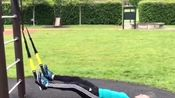 TRX腿部肌肉训练计划,五个低强度训练动作演示