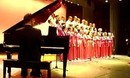 北虹中学退休教师合唱 亲爱的祖国,我们热爱你祖国我爱你。