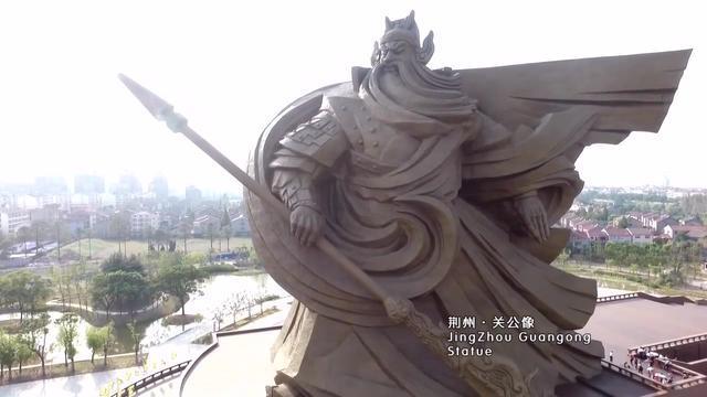 航拍芈月故里——荆州
