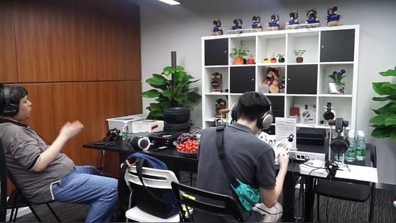拜亚动力耳机广州总代体验区丨FIPLAY官方频道出品 《影音极品》杂志社技术支持