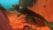 海底大猎杀 倾齿龙vs巨齿鲨 结局太惨了