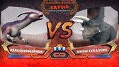侏罗纪世界 恐龙世界 恐龙动画 霸王龙 恐龙乐园视频2