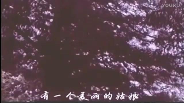 电影《阿诗玛》插曲:01有一个美丽的姑娘