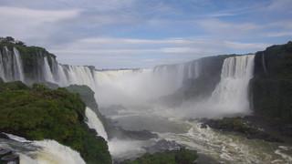 世界上最宽的瀑布|伊瓜苏瀑布
