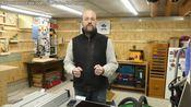 倒装电木铣DIY制作,木工台锯铣床多功能木工台